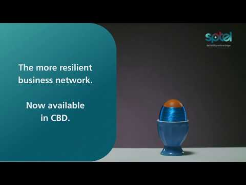 SPTel, the more resilient network