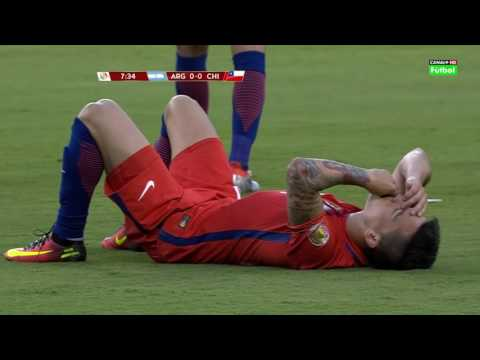 Copa America 2016 Final Argentina - Chile