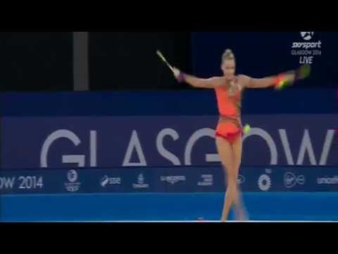 Amelia Coleman Clubs Commonwealth Games 2014