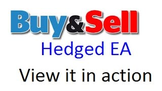 See the Time of Day Hedged EA in action. Make money with buy & sell forex trades  🌟🌟🌟🌟🌟