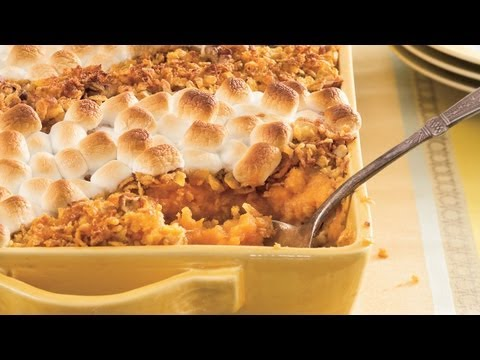 Thanksgiving Recipe: Classic Sweet Potato Casserole | Southern Living