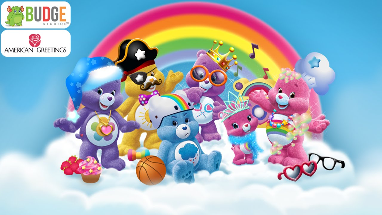 Care Bears Wish Upon A Cloud Budge Studios Best App For Kids
