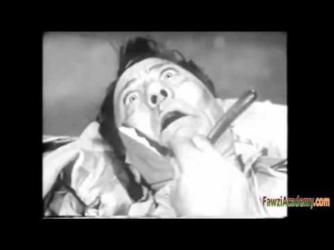 Hitler – Dead or Alive (1942) - holící scéna č.2
