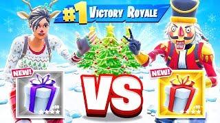 Rock PAPER Scissors CHRISTMAS *NEW* CREATIVE Game Mode in Fortnite Battle Royale