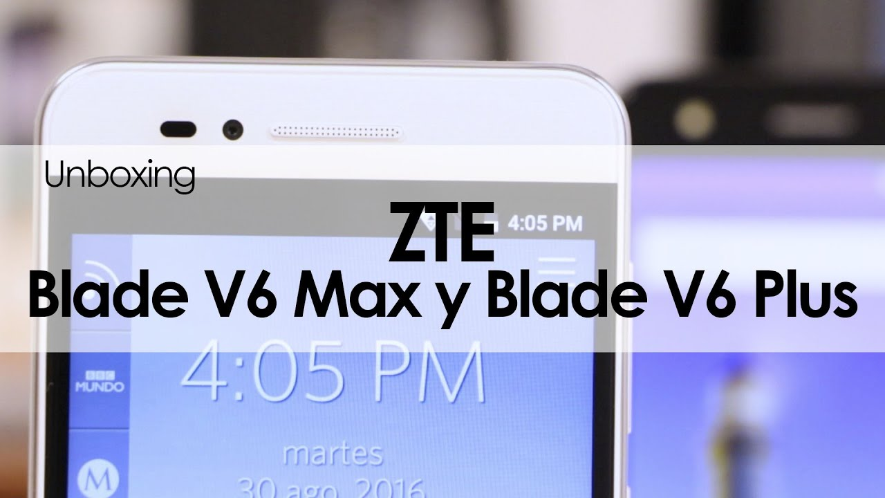 zte v6 max can eat
