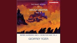 Forgotten Melodies, Op. 40: No. 5. Danza ondulata