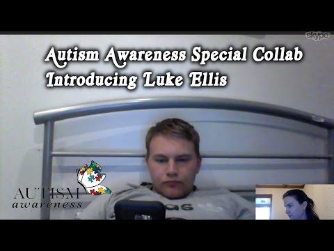 Autism Awareness Special Collab 2017// Introducing Luke Ellis/AspieAnswersAll