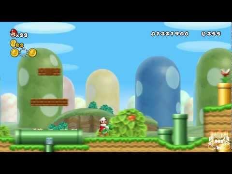 ►New Super Mario Bros - PC |HD5750| (Dolphin 3.0 DX9)◄