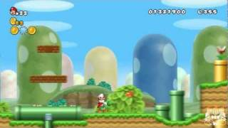 ►New Super Mario Bros - PC |HD5750| (Dolphin 3.0 DX9)◄