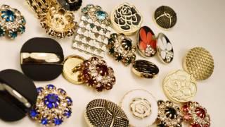 видео Швейная фурнитура для одежды | Интернет-магазин «МОДНЫЕ ВМЕСТЕ»