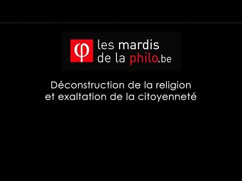 Jean Leclercq - Les Mardis de la Philo.be - Saison 6