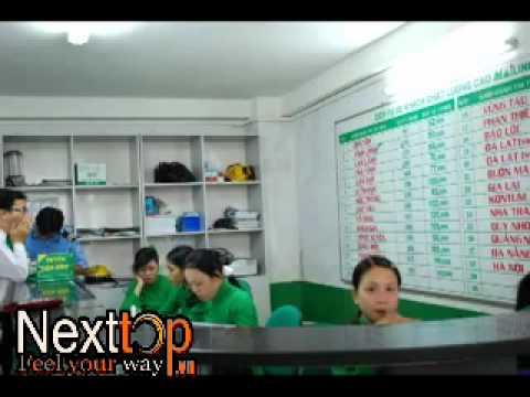 Trêu tổng đài viên Taxi Mai Linh - Huế.flv
