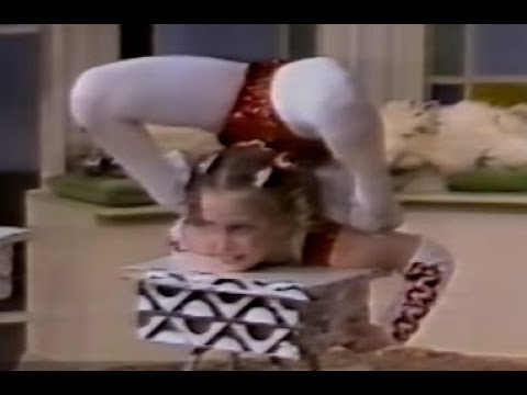 "WMAQ Channel 5 - Kidding Around - ""Kid Contortionist-Acrobat"" (1979)"