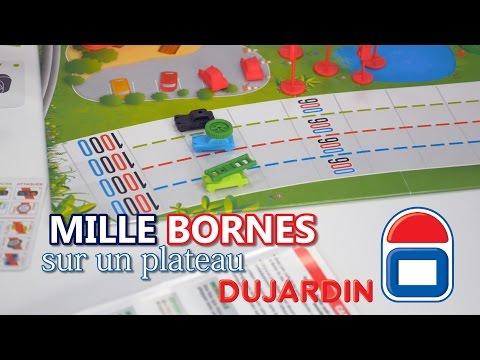 Mille Bornes sur un plateau - Démo du jeu en français