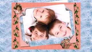 Детские улыбки.Слайд шоу