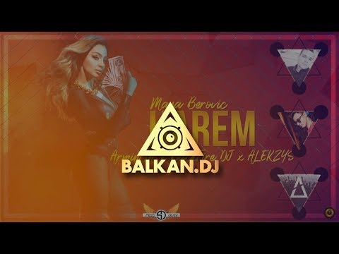 Maya Berović - Harem (Armin M. x BackFire DJ & ALEKZYS Remix) 2017