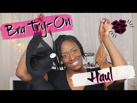 $400 NATURAL Big Bust Bra Try-On Haul #1 FAIL!! (Size G+) 🍈🙄 l ReanellSelina