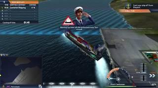 TransOcean Shipping Ep. 2 - Maiden Voyage