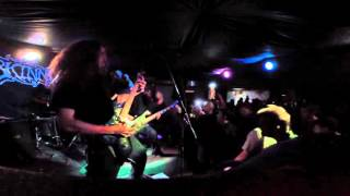 "Skinned ""Brain Worms""  -live in Zaporozhe Ukraine 4/22/16"