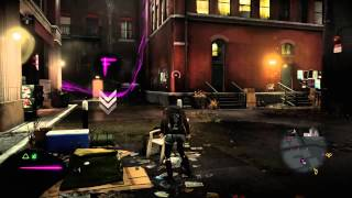 inFAMOUS First Light (1080p 60FPS Test)