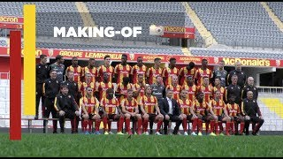 Making-of photo officielle saison 2019/2020