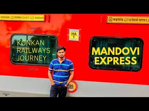 mandovi-express- -konkan-railway-journey-in-monsoon