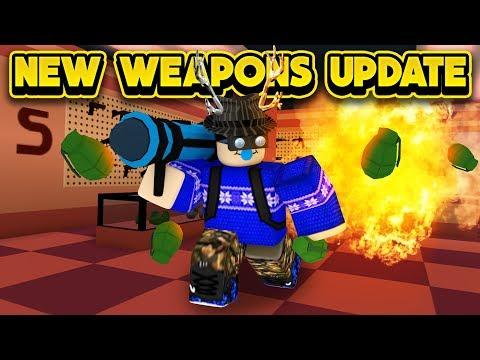 NEW CRIME BOSS & WEAPONS UPDATE! (ROBLOX Jailbreak)