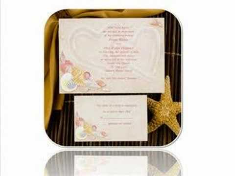 Unique Wedding Invitations Canada