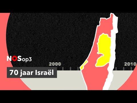 Hoe Werd Israël Een Staat? | NOS Op 3