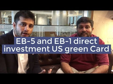 Direct Investment option for US Green Card via EB5 and EB1 Scheme