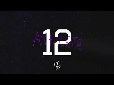 "MATT OX - :""Athlete"" (Official Audio)"