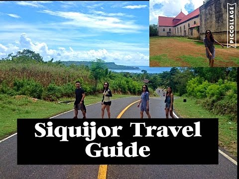 Travel Guide 2016: How to Get to Siquijor Island