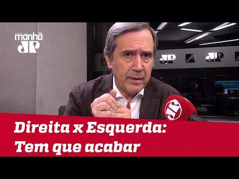 Villa: Polarização não ajuda a educação brasileira