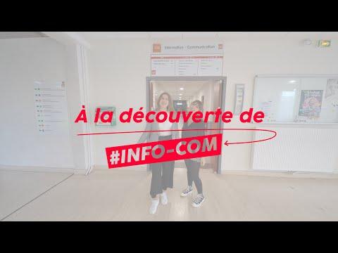 Vidéo immersive Info-Com - campus de Toulouse