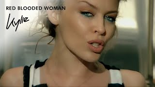 Смотреть клип Kylie Minogue - Red Blooded Woman