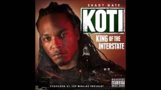 Shady Nate - Smoke And Ride