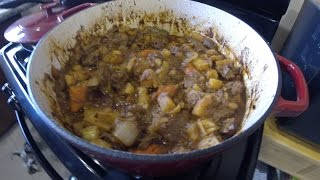 How To Make The Best Irish Beef Stew - Easy Recipe