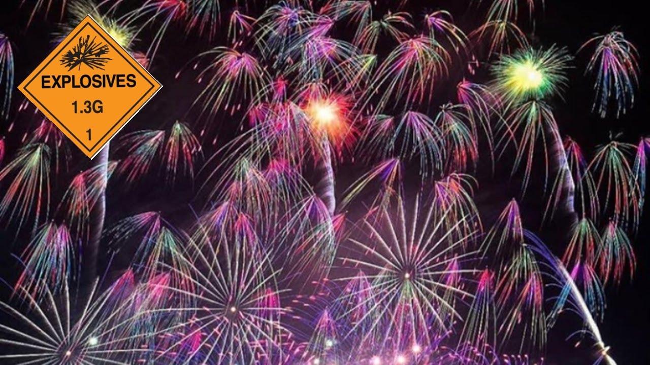 【 New Fireworks Display 】HANABI | 花火 | fireworks || Vuurwerk || Feuerwerk || Fireworks in the world