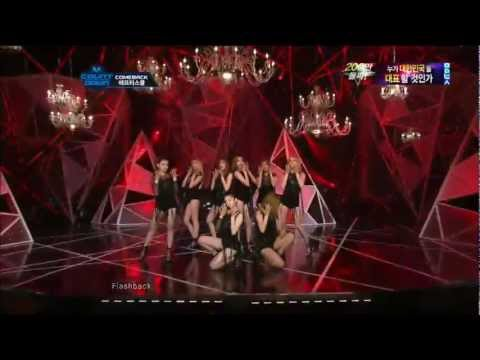 After School - Flashback LIVE in 1080p on 6-21-12 - Mnet Countdown