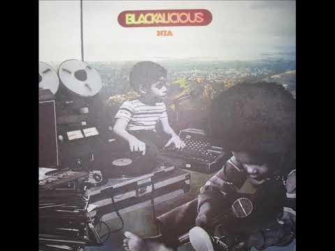 Blackalicious - Nia [full lp] 2000