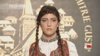 Costume populare by Muzeul National al Satului Dimitrie Gusti RFP FW 2017/18   Fashion Channel