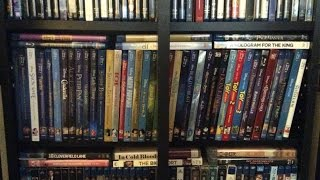 My Disney Blu Ray Collection - Discussion Review
