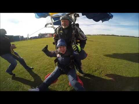 Tandem Skydive for Essex Air Ambulance