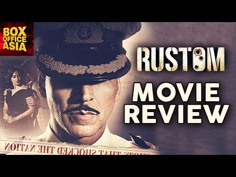 Rustom Full Movie Review | Akshay Kumar, Ileana D'Cruz | Box Office Asia