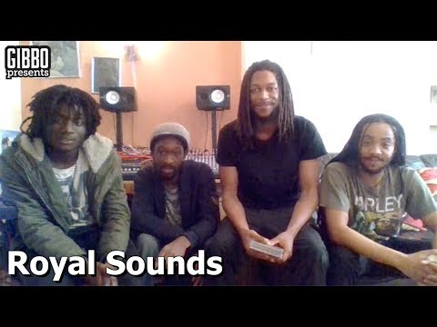 Royal Sounds Talk Burning Inspiration & Bringing Back Roots Reggae