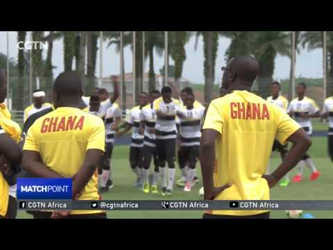 U17 Africa Cup of Nations: Ghana faces Mali, aiming for a for third title