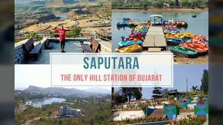 Saputara Sightseeing - The Only Hill Station of Gujarat