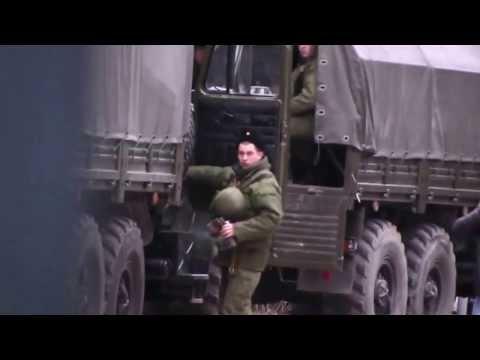 Крым  Русские идут!