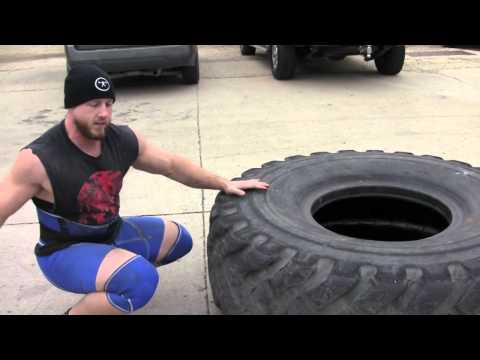 EliteFTS.com: How to Flip a Tire