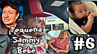 LA HORA DEL CACHORRO #6 | La Pequeña, El Sammy, JRD. | Mario El Cachorro Delgado